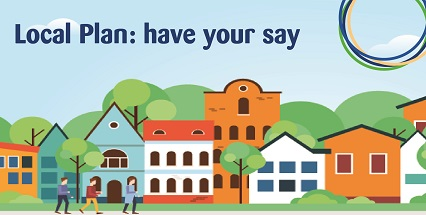 DMP campaign image - Local plan: have your say