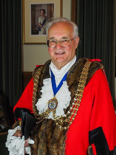 Mayoral photo cllr newstead 2017
