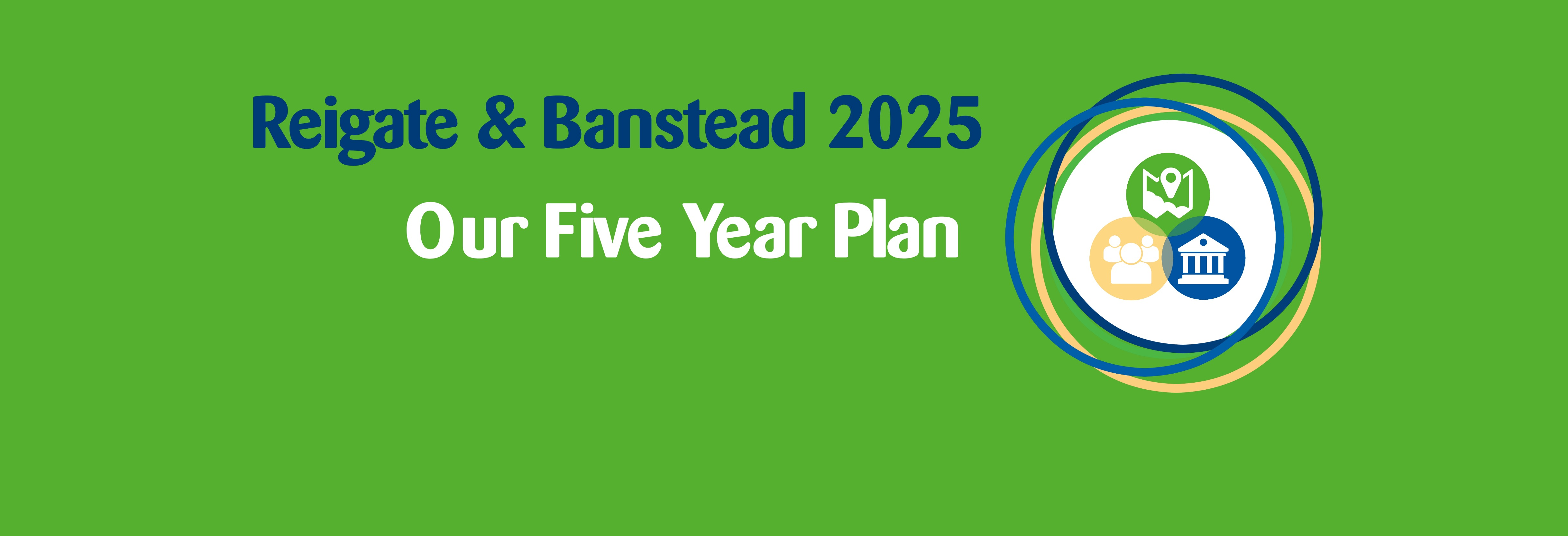 Learn what we plan to deliver for you during 2020-25