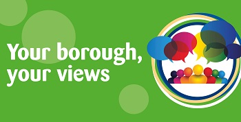 "Residents Survey image ""Your borough, your views"""