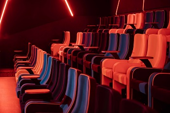The Light Cinemas seating