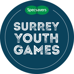 Surrey youth games logo