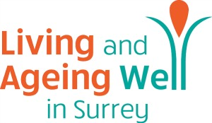 Living and ageing well logo